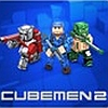 Cubemen 2 (WIIU) game cover art