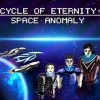 Cycle of Eternity: Space Anomaly (WIIU) game cover art