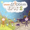 Draw a Stickman: EPIC 2 (WIIU) game cover art