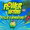 Flowerworks HD: Follie's Adventure (WIIU) game cover art