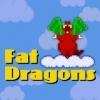 Fat Dragons (WIIU) game cover art