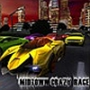 Midtown Crazy Race (WIIU) game cover art