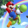 New Super Mario Bros. U (WIIU) game cover art