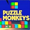 Puzzle Monkeys (WIIU) game cover art