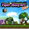 Paper Monsters Recut (WIIU) game cover art