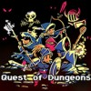 Quest of Dungeons (XSX) game cover art