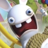 Rabbids Land (Wii U) artwork