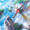 Rodea the Sky Soldier artwork