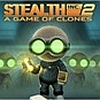 Stealth Inc 2: A Game of Clones (WIIU) game cover art
