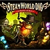 SteamWorld Dig (WIIU) game cover art