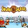 Swords & Soldiers (WIIU) game cover art