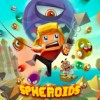 Spheroids (WIIU) game cover art