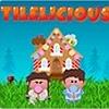 Tilelicious: Delicious Tiles (WIIU) game cover art