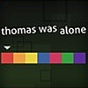 Thomas Was Alone artwork