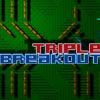 Triple Breakout (WIIU) game cover art