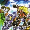 Battle Spirits: Digimon Frontier (WSC) game cover art