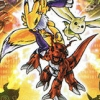 Digimon Tamers: Battle Spirit artwork