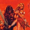Golden Axe (WSC) game cover art