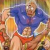 Kinnikuman Nisei: Choujin Seisenshi (WSC) game cover art