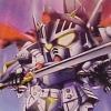 SD Gundam Eiyuuden: Kishi Densetsu artwork