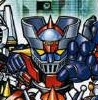 Super Robot Taisen Compact 3 artwork