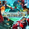 Awesomenauts Assemble! (PS4) game cover art