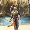 Assassin's Creed Origins (PS4) game cover art