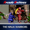 Arcade Archives: The Ninja Warriors (PlayStation 4) artwork