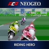ACA NeoGeo: Riding Hero artwork
