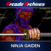 Arcade Archives: Ninja Gaiden (PlayStation 4) artwork