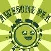 Awesome Pea artwork