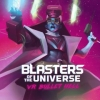 Blasters of the Universe artwork