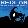 Bedlam: The Game by Christopher Brookmyre artwork