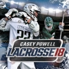 Casey Powell Lacrosse 18 (XSX) game cover art