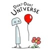 Doki-Doki Universe (PS4) game cover art
