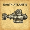 Earth Atlantis artwork