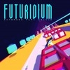 Futuridium EP Deluxe (PS4) game cover art