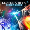 Geometry Wars 3: Dimensions (PS4) game cover art