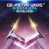 Geometry Wars 3: Dimensions Evolved (PS4) game cover art