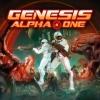 Genesis Alpha One artwork