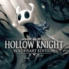 Hollow Knight: Voidheart Edition (PlayStation 4) artwork