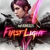 InFAMOUS: First Light artwork