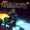 Jamestown+ (PS4) game cover art