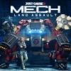 Just Cause 3: Mech Land Assault artwork