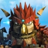 Knack (PlayStation 4) artwork