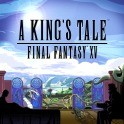 A King's Tale: Final Fantasy XV (PS4) game cover art