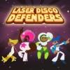 Laser Disco Defenders artwork