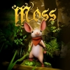 Moss (PlayStation 4) artwork