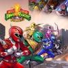 Mighty Morphin Power Rangers: Mega Battle (XSX) game cover art