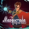 Masquerada: Songs and Shadows artwork